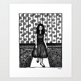 minefield Art Print