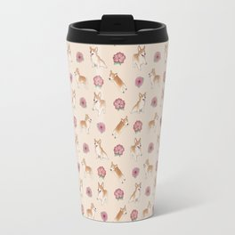 Corgi Camp Travel Mug