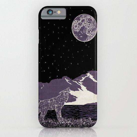 Wolf 1 iPhone & iPod Case