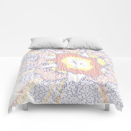 Copy Copy Bang Bang Comforters