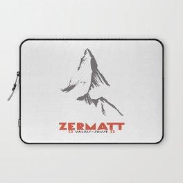 Zermatt, Valais, Switzerland Laptop Sleeve