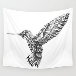 Ornate Colibri Wall Tapestry