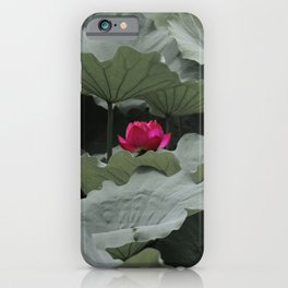 Nature's Pink iPhone Case