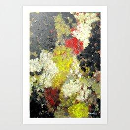 Potpourri  Art Print