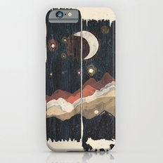 A Starry Night in the Mountains... Slim Case iPhone 6