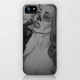 Devines zombies #1 iPhone Case