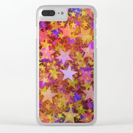 So Many Stars Clear iPhone Case