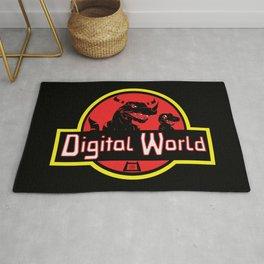 Digital World  Rug
