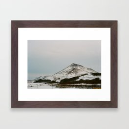 Coast Collective - Iceland Series Dusty Framed Art Print