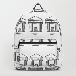 Temples Backpack