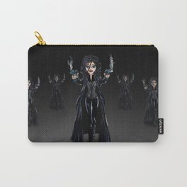 SELENE, THE VAMPIRE FIGHTER. Carry-All Pouch
