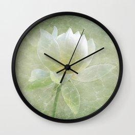 S U N K E N Wall Clock