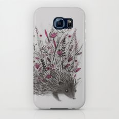 HEDGEHOG (grey) Galaxy S6 Slim Case