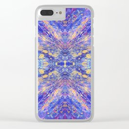 Serendipity Clear iPhone Case