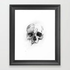 Skull 46 Framed Art Print
