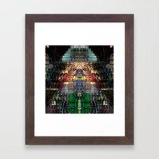 Citymmetry #4 Framed Art Print