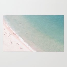 beach - summer of love Rug