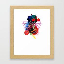 BISONTE Framed Art Print