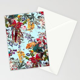 Floral and Birds XXXIV Stationery Cards