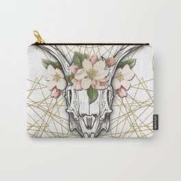 BOHO SKULL Carry-All Pouch