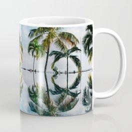 tropical vibes #decor #buyart #society6 Coffee Mug