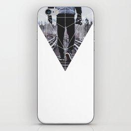 Photographic Path - Geometric Photography iPhone Skin