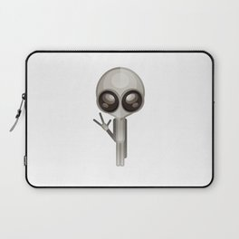 Funny big eyes E.T. Laptop Sleeve