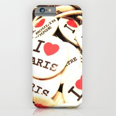 I love Paris iPhone 6s Slim Case