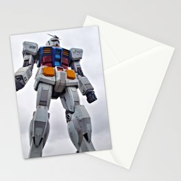 Mobile Suit Gundam Stationery Cards