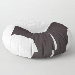 Wittgenstein, Derek Jarman, movie poster, minimalist, alternative, fine art, european film Floor Pillow