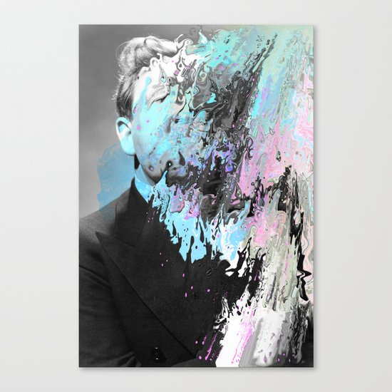 Breakfast Thoughts Canvas Print
