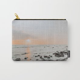 beach sunset / kailua-kona, hawaii Carry-All Pouch