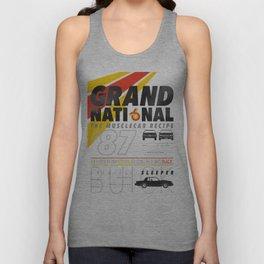 Grand National Unisex Tank Top