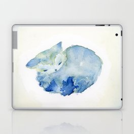 Molly Like A Cloud Laptop & iPad Skin
