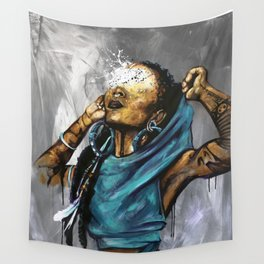 Naturally Voodoou Wall Tapestry