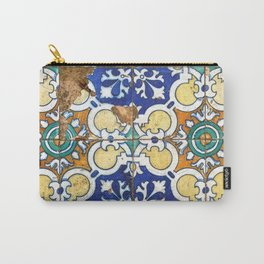 Tiles Carry-All Pouch