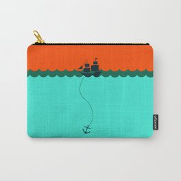 Ship Trapped Carry-All Pouch