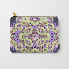 EYEPLANT MANDALA Carry-All Pouch