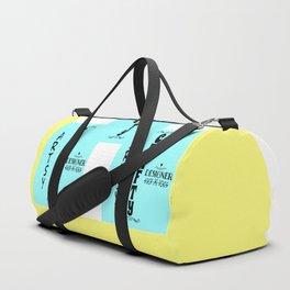 artsy crafty Duffle Bag