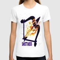 sagittarius T-shirts featuring Sagittarius by LBH Dezines