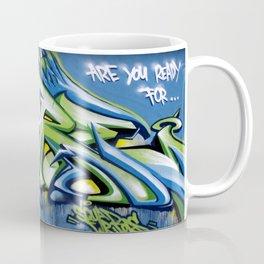 Sticker wall Coffee Mug
