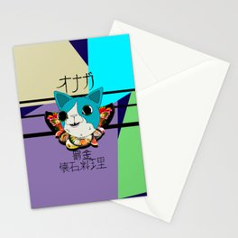 Magpie Fine Dining Stationery Cards