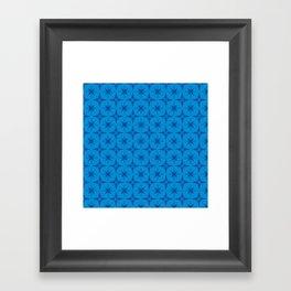 4PtPlaid Framed Art Print