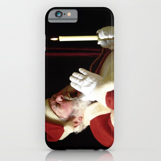 't was the night before Christmas... iPhone & iPod Case