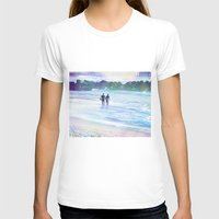 surfer T-shirts featuring Surfer Boys by Teresa Chipperfield Studios