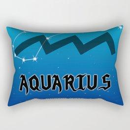 Aquaius Rectangular Pillow