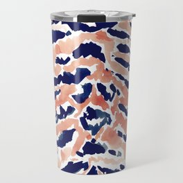 TIGRESS Animal Skin Travel Mug