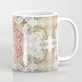 Vintage Floral Coffee Mug