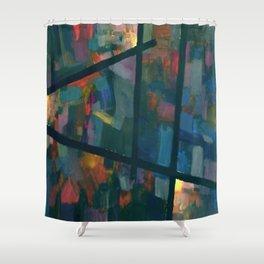 Spectrum 3 Shower Curtain