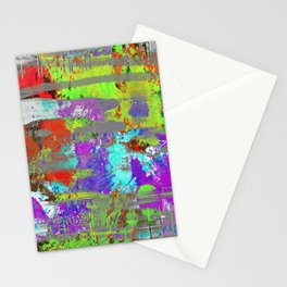 Colour Injection II Stationery Cards
